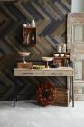Panouri decorative din lemn Landscape Desert 30 pl ci 50x7cm