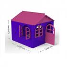 Casuta de joaca 02550 1 Pink Violet Mid