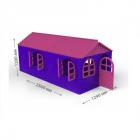 Casuta de joaca 02550 20 Pink Violet Big
