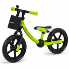 Kinderkraft bicicleta fara pedale 2Way Next green