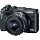 Aparat foto EOS M6 BK 15 45 EU26