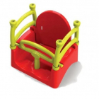 Leagan pentru copii 0152 4 Red Yellow