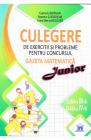 Culegere de exercitii si probleme pentru Concursul Gazeta Matematica J