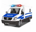 Duba de politie cu telecomanda 1 18