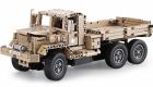 Camion militar cu telecomanda din blocuri de constructie 545 buc