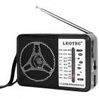 Radio 4 benzi LT 608 Negru