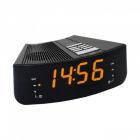 Ceas digital LED LTCR02 Radio FM oprire temporizata Negru