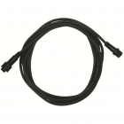 Cablu prelungitor alimentare ghirlande IP44 5m Black