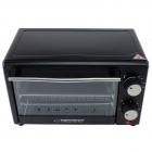 Mini cuptor electric EKO004 900W 10l Timer 250grade Calzone Negru