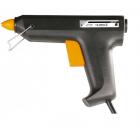 Pistol de lipit SMA007 cu silicon cald 100W Negru