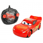 Masina Cars 3 Turbo Racer Lightning Mcqueen cu Telecomanda
