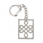 Amuleta cu nod mistic argintiu