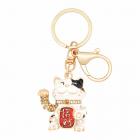 Amuleta cu Pisica Maneki Neko