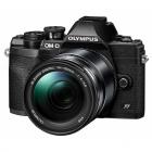 Aparat foto Mirrorless E M10 Mark IV 14150 Black Obiectiv M Zuiko Digi