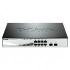 Switch DGS 1210 08P 8 porturi