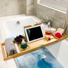 Etajera baie pentru Indulgente Home Spa