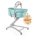 Chicco Cosulet multifunctional 4 in 1 Baby Hug 0luni aquarelle