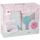 Set Lenjerie Pat 2 piese Comfi Dreams Lovebirds