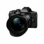Aparat foto Mirrorless E M10 Mark III 16 1 Mpx Black Kit M ZUIKO DIGIT