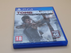 PS4 Tomb Rider Def Edition