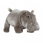 Jucarie de Plus Hipopotam Gigant