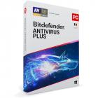 Antivirus Antivirus Plus 2021 3 Dispozitive 1 An Licenta noua Retail B