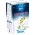 Ulei din Ficat de Cod cod liver oil 80CPS