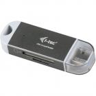 Card reader U3CRDUO GR USB 3 0 Dual SD micro SD