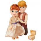 Set Papusi Disney Frozen II Anna si Kristoff