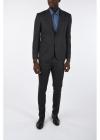 CC COLLECTION drop 7R side vents hopsack 2 button suit