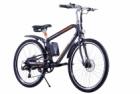 Bicicleta electrica Airwheel R8P Black Viteza max 20km h Putere motor