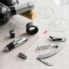 Set de accesorii pentru vin Bravissima 4piese