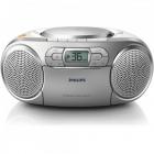 Microsistem audio Philips AZ127 12 2W CD caseta