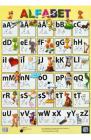 Plansa alfabet