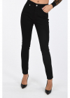 slim fit jeans with Zip Fastening