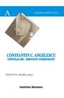 Constantin C Angelescu Centenar 2005 Simpozion comemorativ Genoveva Vr
