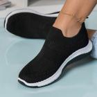 Adidasi Dama Textil Negri Zumzi B9039