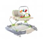 Premergator Sun Baby Pisicuta 011 cu functie de balansoar Green Grey