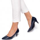 Pantofi dama Cloraka Bleumarin