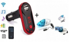 Modulator FM mp3 cu port USB Aspirator Auto