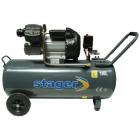 HM3100V Compresor aer 220V 50Hz 3Hp 100L 8bar