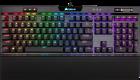 Tastatura Gaming Corsair K70 RGB MK 2 Rapidfire Cherry MX Low Profile