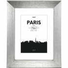 Rama foto Paris Silver