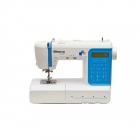 Masina de cusut digitala Decor Expert 197 Programe 800 Imp Min 70W Alb