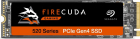 SSD Seagate FireCuda 520 1TB PCI Express 4 0 x4 M 2 2280
