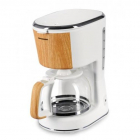 Cafetiera Soft Wood HCM WH900BB 900W 1 25 litri