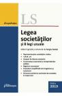Legea societatilor si 8 legi uzuale Act 18 09 2019