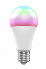 Bec LED Smart WiFi Woox R9074 E27 10W RGB CCT