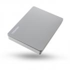 Hard disk extern Canvio Flex 4TB USB C 2 5 inch Silver