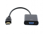 Adaptor HDMI tata la VGA mama cu audio Well